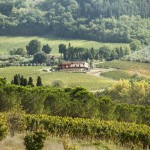 Villa Triturris panoramic view