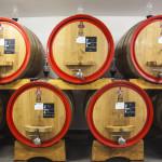 Oak big barrels