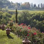 Villa Triturris garden